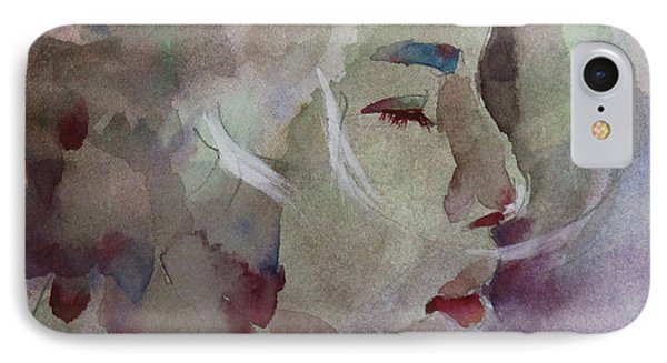 Wcp 1701 Silence IPhone Case by Becky Kim