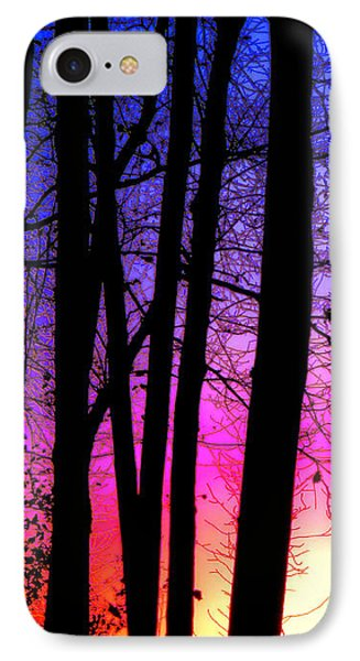 Silence IPhone Case by Olivier Le Queinec