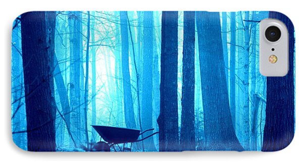 IPhone Case featuring the photograph Silent Forest by Al Fritz