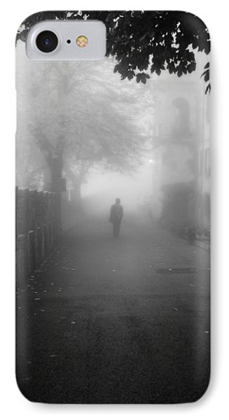 Silent Hill IPhone Case by Andrea Mazzocchetti