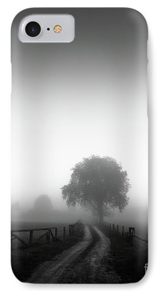 IPhone Case featuring the photograph  Silent Morning  by Franziskus Pfleghart
