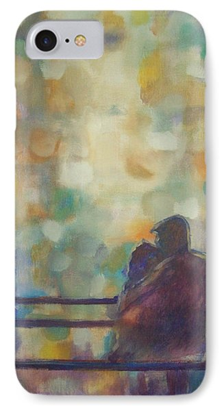Silent Night IPhone Case by Raymond Doward