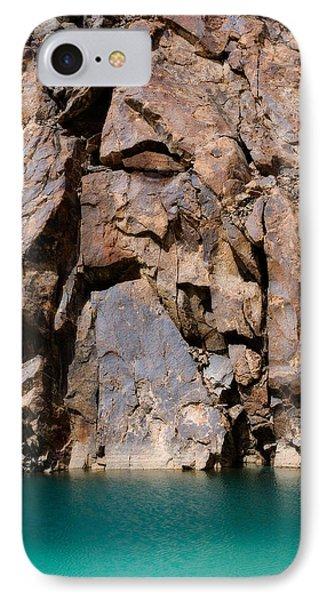Silent Rocks Phone Case by Konstantin Dikovsky