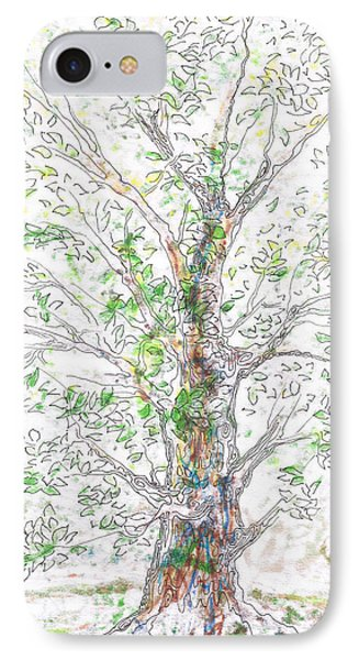 Silent Witness Phone Case by Regina Valluzzi