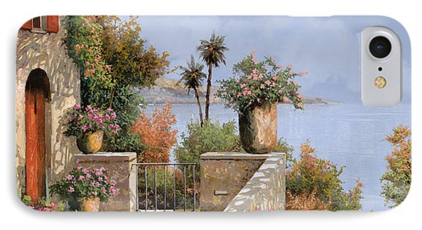 Silenzio IPhone Case by Guido Borelli