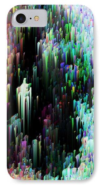 Silk Spectrum IPhone Case by Alix Rumble