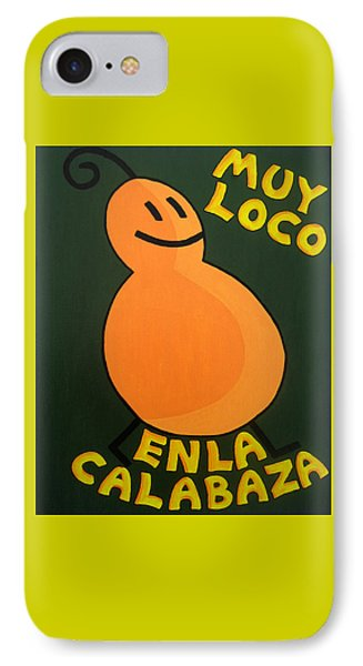 Silly Squash Phone Case by Oliver Johnston