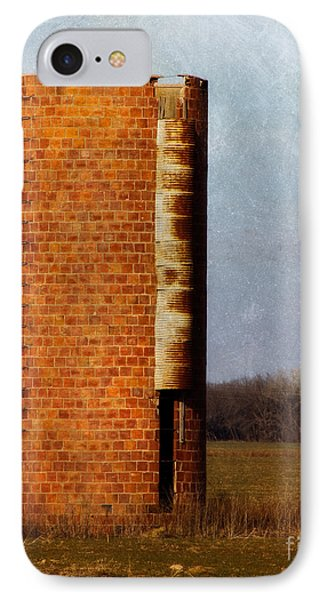 Silo IPhone Case by Lana Trussell