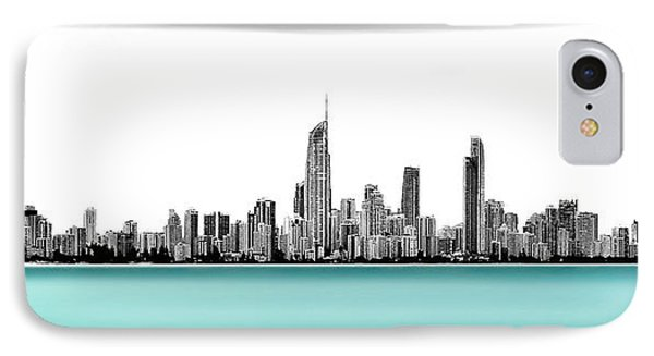 Silver Linings Panorama IPhone Case