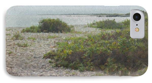 Silver Shoreline Westport Ma IPhone Case