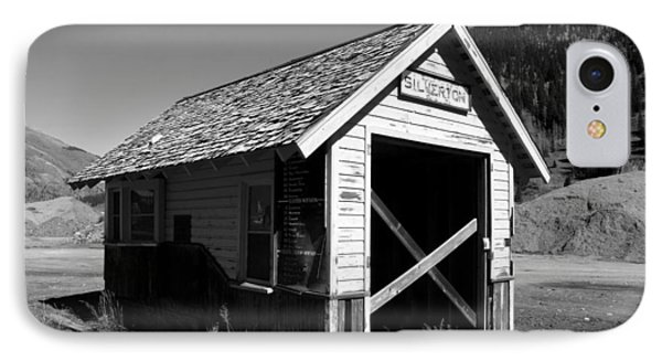 Silverton Depot IPhone Case