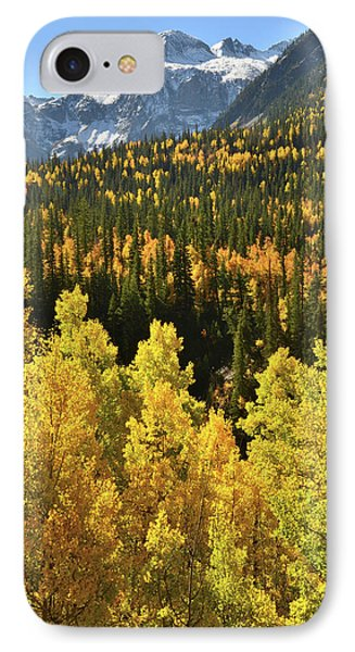 IPhone Case featuring the photograph Silverton Mountainscape by Ray Mathis