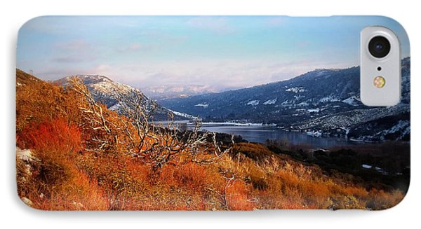 IPhone Case featuring the photograph Silverwood Lake - California by Glenn McCarthy Art and Photography