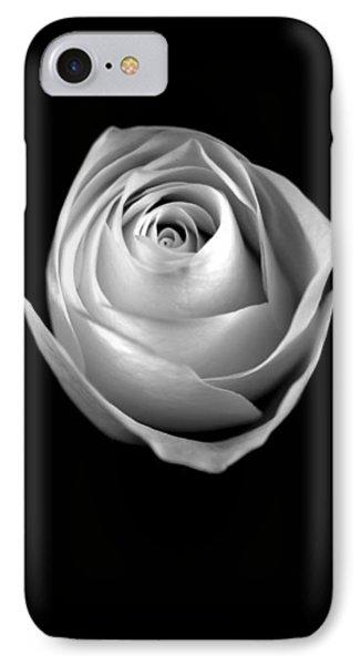 Simple Elegance IPhone Case by Elsa Marie Santoro