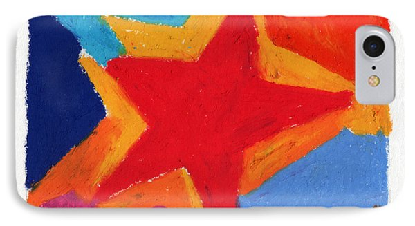 Simple Star Phone Case by Stephen Anderson