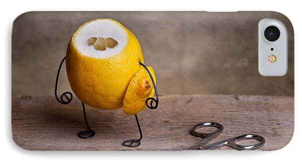 Simple Things 11 IPhone Case by Nailia Schwarz