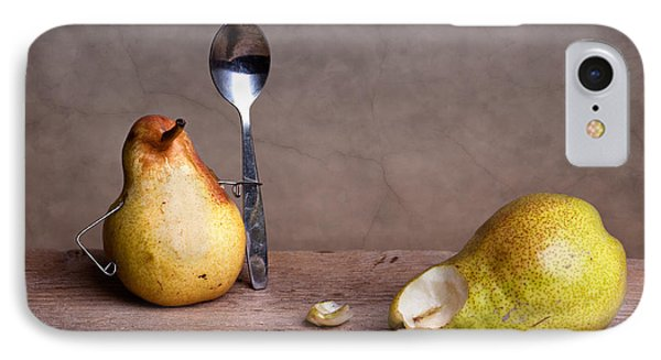 Simple Things 14 IPhone Case by Nailia Schwarz