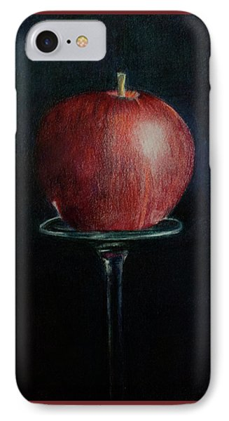 Simply An Apple IPhone Case by Lynn Hughes