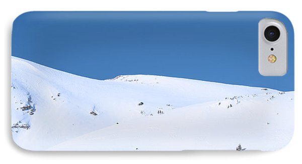 IPhone Case featuring the photograph Simply Winter by Juli Scalzi
