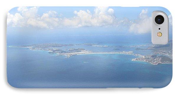 Simpson Bay St. Maarten IPhone Case