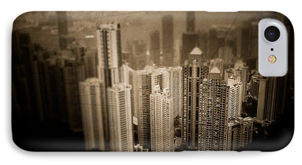 Sin City IPhone Case by Loriental Photography