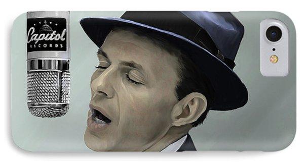Sinatra - Color IPhone Case
