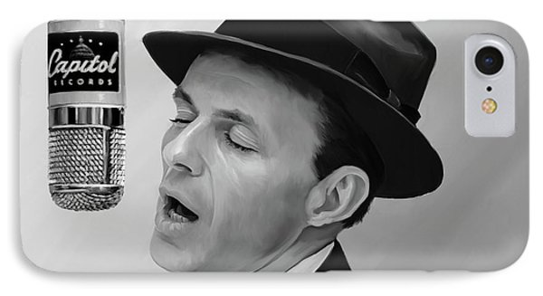 Sinatra IPhone Case