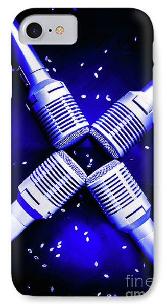 Sing Star IPhone Case by Jorgo Photography - Wall Art Gallery