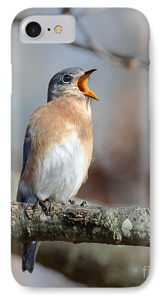 Singing This Song For You IPhone Case