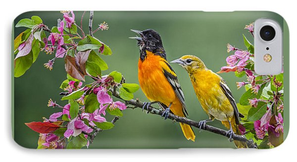 Singing To The Mrs. IPhone Case