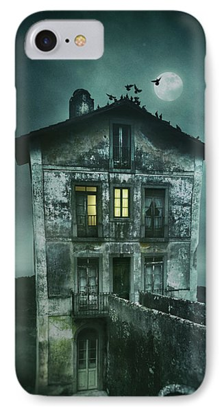 Sinister Old House IPhone Case