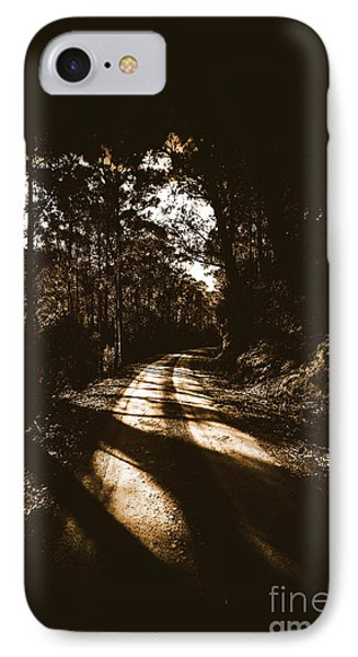 Sinister Roadway IPhone Case by Jorgo Photography - Wall Art Gallery