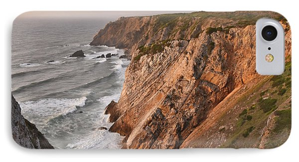 IPhone Case featuring the photograph Sintra Portugal Coast by Marek Stepan