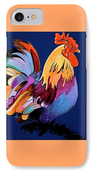 Sir Chanticleer IPhone Case by Bob Coonts