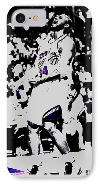 Sir Charles Barkley IPhone Case by Brian Reaves