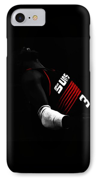 Sir Charles Feeling It IPhone Case by Brian Reaves