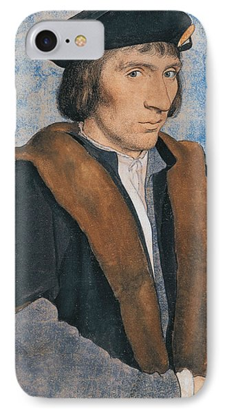 Sir John Godsalve IPhone Case by Hans Holbein the Younger