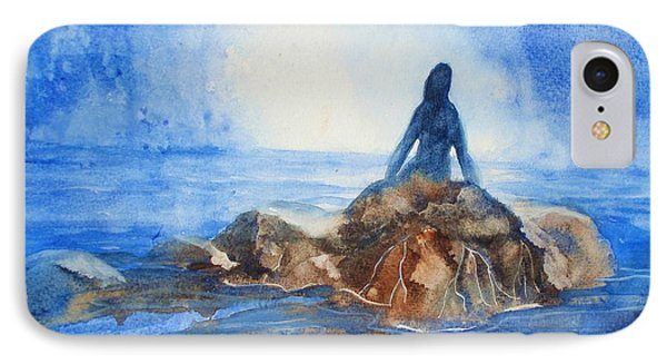 Siren Song IPhone Case by Marilyn Jacobson