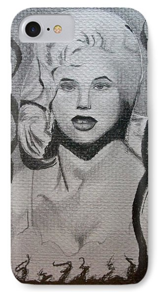 Siren Song V IPhone Case by Nick Young