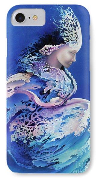 Sirenetta Phone Case by Symona Colina