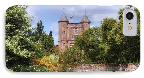 Sissinghurst Castle - England IPhone Case by Joana Kruse