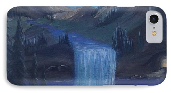 Sister Caves IPhone Case by Lori Lafevers