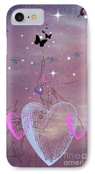 Sisterly Love Phone Case by Diamante Lavendar