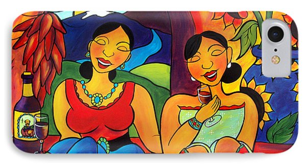 Sisters - Hermanas IPhone Case