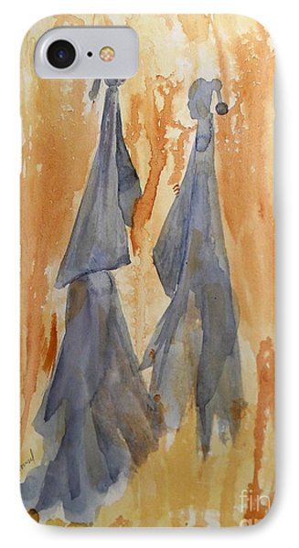 Sisters IPhone Case by Vicki  Housel