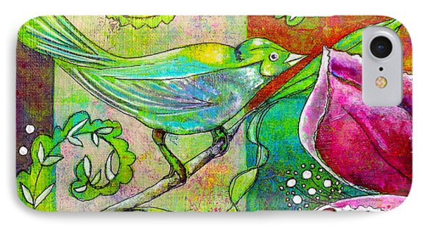 Sitting Pretty IPhone Case by Julie  Hoyle