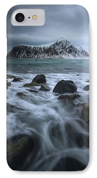 Skagsanden Beach IPhone Case
