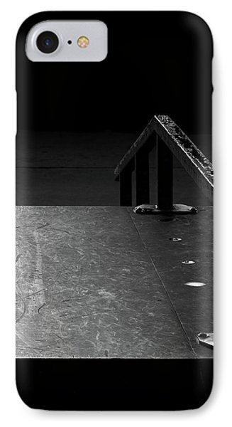 IPhone Case featuring the photograph Skateboard Ramp II by Richard Rizzo