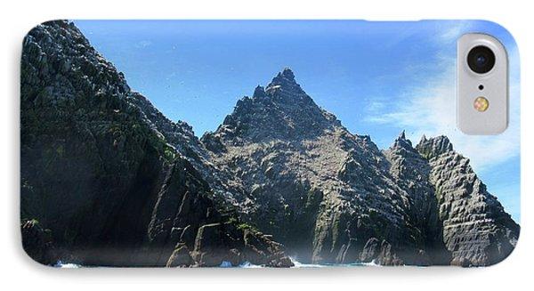 Skellig Islands 2 IPhone Case