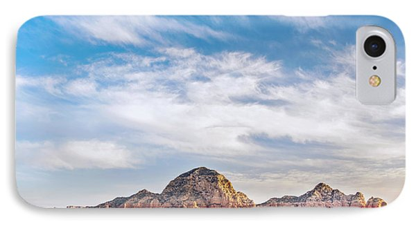 Skies Over Sedona IPhone Case by Aron Kearney